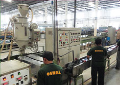 Cable Manufacturing Unit