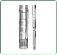 Stainless Steel Submersible Pump set OSP - 125 (10 inch) - 50 Hz