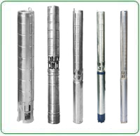 Stainless Steel Submersible Pump set OSP - 14 (6 inch) - 50 Hz