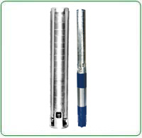 Stainless Steel Submersible Pump set OSP - 30 (6 inch) - 50 Hz