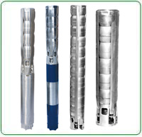 Stainless Steel Submersible Pump set OSP - 46 (6 inch) - 50 Hz