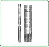 Stainless Steel Submersible Pump set OSP - 77 (8 inch) - 50 Hz