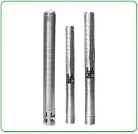 Stainless Steel Submersible Pump set OSP - 8 (4 inch) - 50 Hz