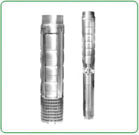 V9 Stainless Steel Borewell Submersible Pump Set